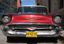 1957 Chevrolet Bel Air, Havana, Cuba by studio-octavio