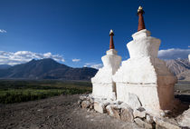 Buddhist Stupa Ladakh by studio-octavio