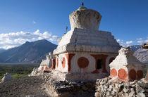 Buddhist Stupa, Ladakh 11 von studio-octavio