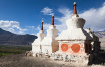 Buddhist Stupa, Ladakh 9 von studio-octavio