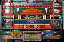 Indian truck by studio-octavio