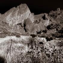 Serene mountain landscape von Felix Pütsch