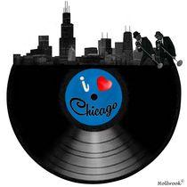 I Love Chicago von holbrookart