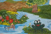 Frog von Michael Lindegger