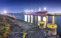Kaiser-Wilhelm-Hafen von photoart-hartmann