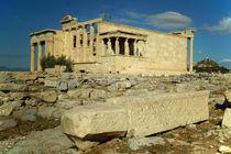Erechtheion auf der Akropolis von Sabine Radtke