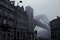 Fog on the Tyne von David Pringle