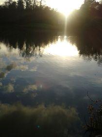 Sonnenuntergang von Rena Rady