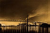 Hamburg by Night von Thomas Ulbricht