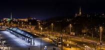Lichter der Stadt von blurring-lights