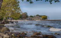 Along The Shores Of Marblehead by John Bailey