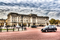 Buckingham Palace  by David Pyatt