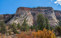 Red Topped Mesa by John Bailey