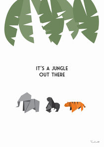 It ́s a jungle out there von Helen Trabolt