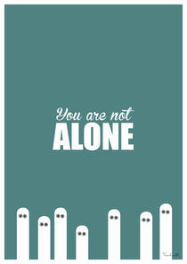 You are not alone by Helen Trabolt