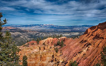 Rugged Bryce Canyon von John Bailey