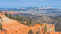 The Grandeur Of Bryce Canyon by John Bailey
