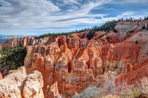 Aqua Canyon At Bryce Canyon National Park by John Bailey