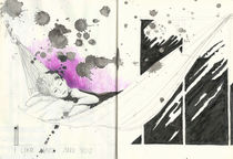 Sketchbook Jak, 16-17 by Anna Asche
