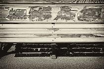Nostalgic-bench-art-photograph von JACINTO TEE