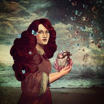 Butterflies In My Heart von Paula  Belle Flores