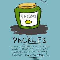 Packles by Alana Farley