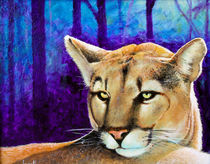 Cougar Calm by Keith Alway