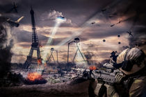 Armageddon in Paris von Ciro Zeno