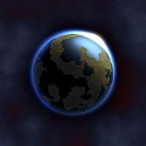 Virtual Planet by dresdner