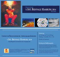 Biennale Hamburg 2014 von Künstler Ralf Hasse