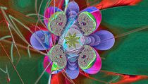 Flower Nebula by Dan Richards