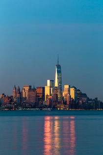 New York City 22 by Tom Uhlenberg