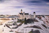 Neuschwanstein Castle  von Bonnie Boerger