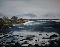 Paradise Falls by Bonnie Boerger