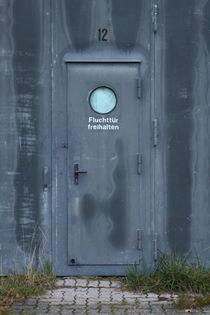 Fluchttür auf der Freiheit von parne