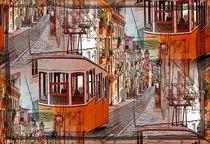 Lissabon by EinzigARTig by Nico  Bielow