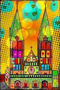 St.Petrie Dom Bremen by Nico  Bielow