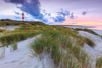 Sylt Lighthouse I by Christine Büchler