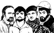 Heroes of Maidan von Asta Legios