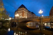 Stadthausbrücke by Patrick Klatt