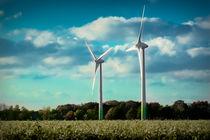 Windräder von Patrick Klatt