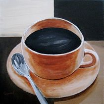 'Kaffee' by Christine Huwer