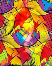 Bunt by Einzigartig by Nico  Bielow