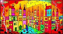 Town in Town Einzigartig by Nico  Bielow