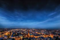 Stadt bei Nacht von maldesowhat