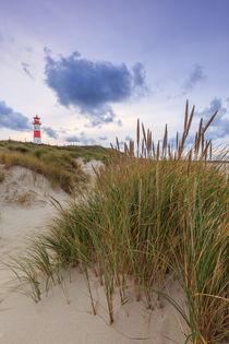 Sylt Lighthouse II by Christine Berkhoff