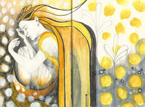 Sketchbook Jak, 42-43 by Anna Asche
