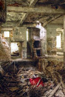 Lost Places: Textilkontor in Erfurt_02 von Kathrin Battenstein