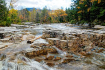 the flowing water of swift river von marie schleich
