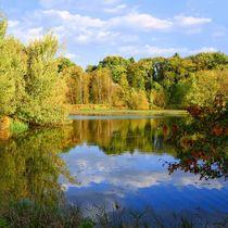 Herbst am Klostersee von gscheffbuch